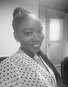 Yewande Ayodeji is the program manager at