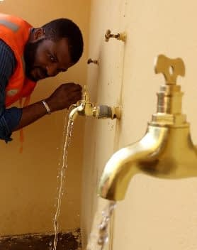 Tap Water Project By Biire Community Health Development