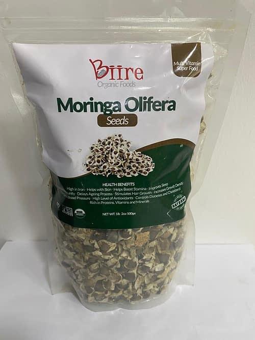 Moringa Oleifera Seeds Pack 2 By Biire organic Foods